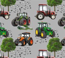 Softshell traktory+ varianty- BERÁNEK