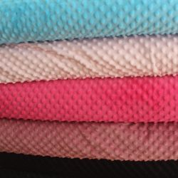 Minky modrá oceán - 300 gsm - barva 004 EU-úplety atest pro děti