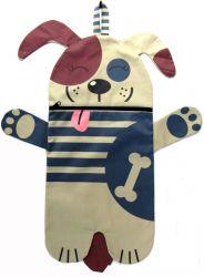Pyžamožrout  - pejsek béžový-bavlna