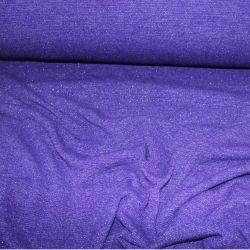 SVETROVINA- fialová třpitivá vyrobeno v Turecku