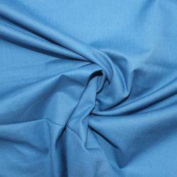 Modrá tmavá oceán bavlna oboustranně barvená