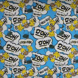 Teplákovina Homer - 260 gsm