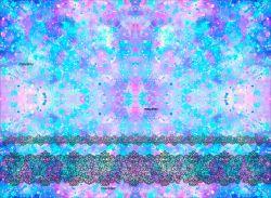 PANEL NA LEGINY /TRIKO -barevný mix+krajka- GARZATO