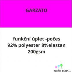 Úplet premium počesaný GARZATO vlastní vzor -CELOTISK