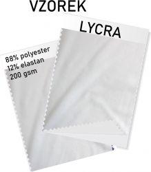 Vzorek LYCRA - funkční výplněk