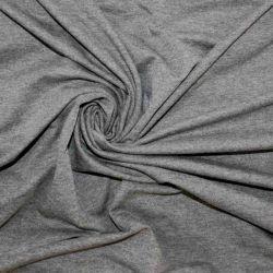 Jednolícní úplet tmavá mellange -barva 813