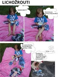 Ponožkožrout - ŽILETKA-softshell vyrobeno v EU- atest pro děti bavlna