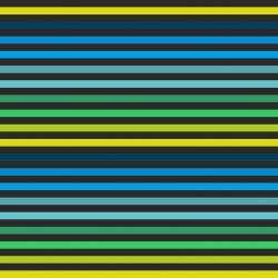 Pruhy modro-zelelné fluo - digitální tisk