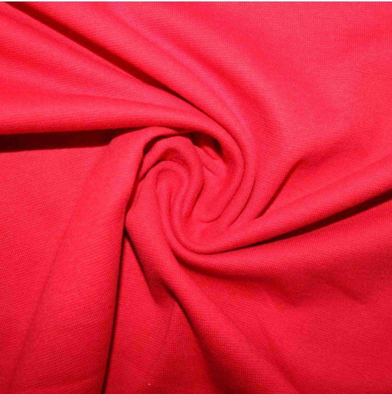 RIB 1x1 červená- barva 111 EU-úplety atest pro děti