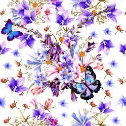 SILKY - motýlkové na bílé