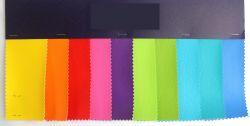 Koženkový čtvereček s průchodkou -fialová vyrobeno v EU
