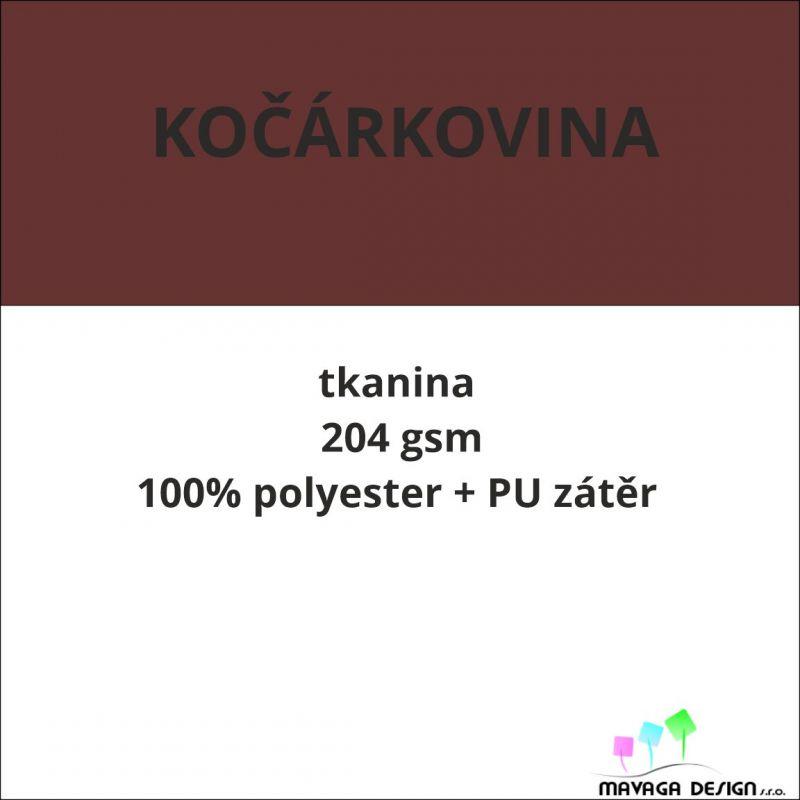 Kočárkovina vlastní vzor -CELOTISK český výrobce