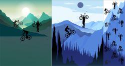PANEL na triko –cyklistika- varianty | TORINO 140 gsm -funkční úplet, GARZATO 200gsm- funkční úplet počesaný, LYCRA 200, SILKY