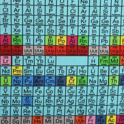 Jednolícní úplet chemie- 210 gsm
