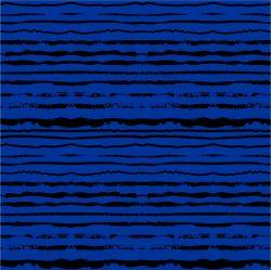 Černo-modré crash pruhy -sublimační digitální tisk mavaga design