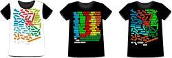 PANEL na triko –vzdělání- varianty -DĚTSKÉ mavaga design