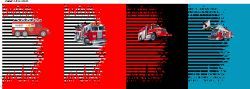 PANEL na triko –hasiči varianty -DĚTSKÉ mavaga design