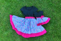 Papírový střih - Dámské šaty Julie Mavatex