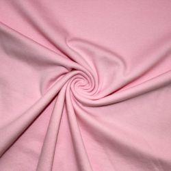 Rib 1x1 světle růžová s elastanem- barva 92