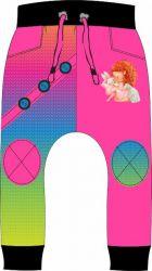 Panel na softshelové kalhoty- DESÉN 1 mavaga design