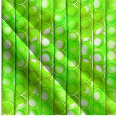 POPIT- zelený- digitální tisk | Funkční úplet TORINO 140 gsm, GARZATO - funkční úplet počesaný, LYCRA 200, DOLOMITY, Softshell zimní 320 gsm, Softshell jarní 285 gsm, Softshell letní pružný , Kočárkovina , Micropeach