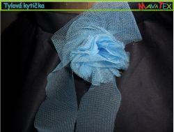 jak ušít kytku, jak ušít dekoraci, návody na šití Mavatex